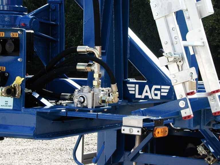 EBC - Hydraulic systems for container chassis